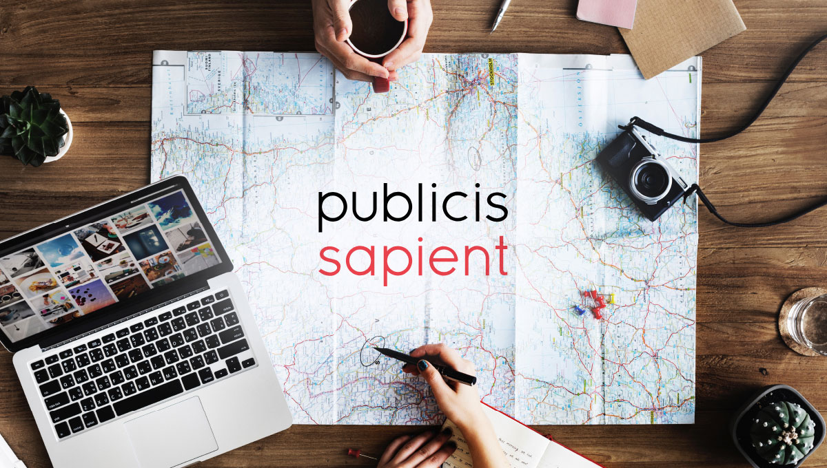 Publicis Sapient | Seize the Space Between Next and Now