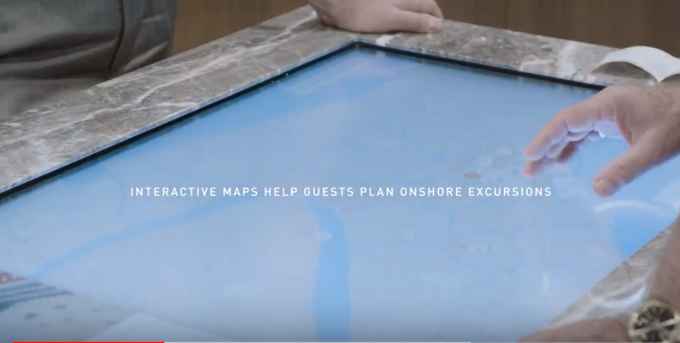 a video screen grab of an interactive map