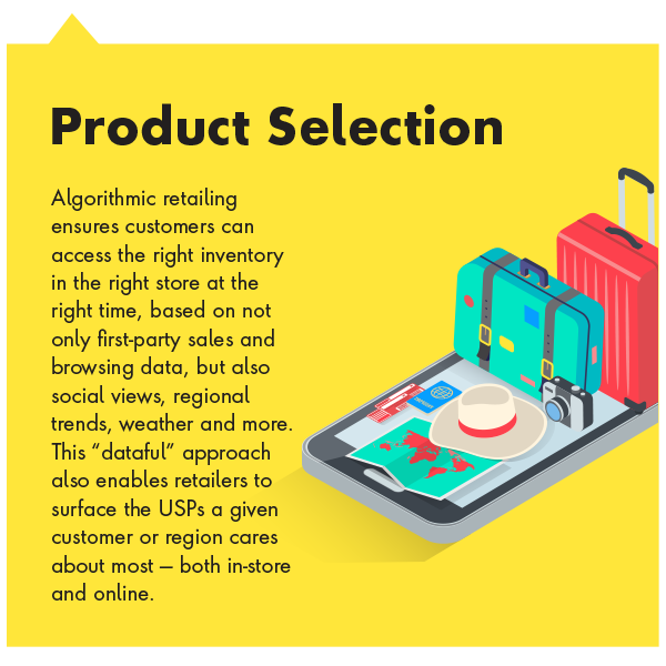 Product Selection