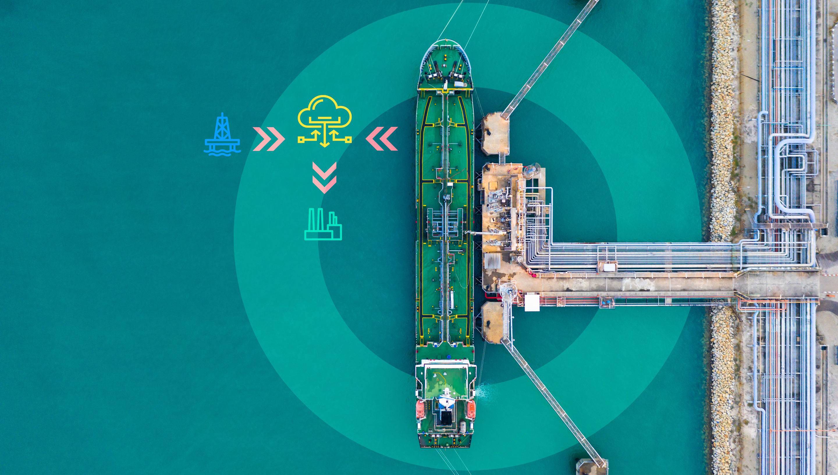 How a Global Oil Company Digitized Its Ship-to-Shore Collaboration